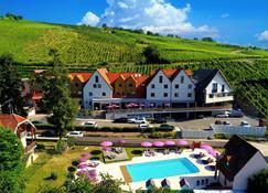 Best Western Hotel & SPA Le Schoenenbourg - Riquewihr - Gebäude