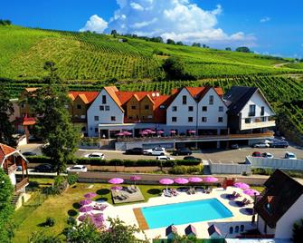 Best Western Hotel & SPA Le Schoenenbourg - Riquewihr - Budova