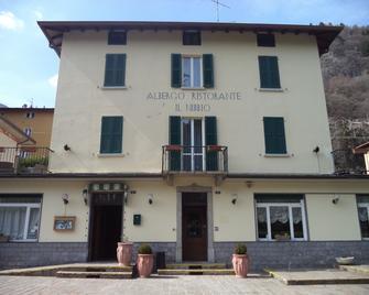 Hotel Il Nibbio - Civenna - Gebäude