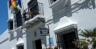 Hostal Gran Capitan - Chipiona - Edificio