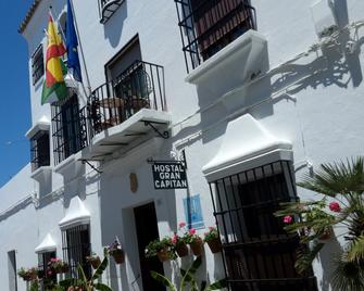 Hostal Gran Capitan - Chipiona - Gebäude