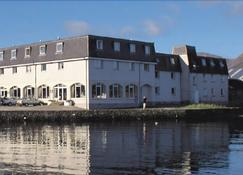 Dunollie Hotel - Portree - Bâtiment
