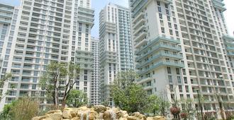 上海鼎園瑞峰公寓酒店 - 上海 - 建築