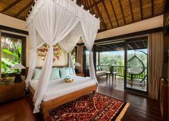 Nandini Jungle Resort & Spa Bali - Payangan - Bedroom