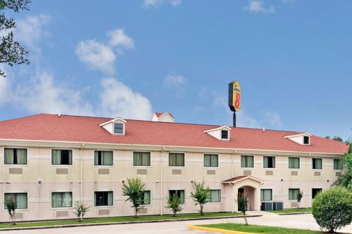 Super 8 by Wyndham Conroe - Conroe - Building