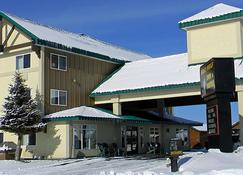 Gray Wolf Inn & Suites - West Yellowstone - Κτίριο