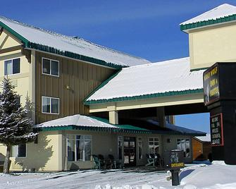 Gray Wolf Inn & Suites - West Yellowstone - Building