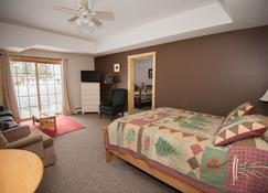 Skyport Lodge - Grand Marais - Chambre