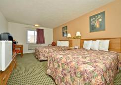 Americas Best Value Inn Marion, Il - Marion - Bedroom