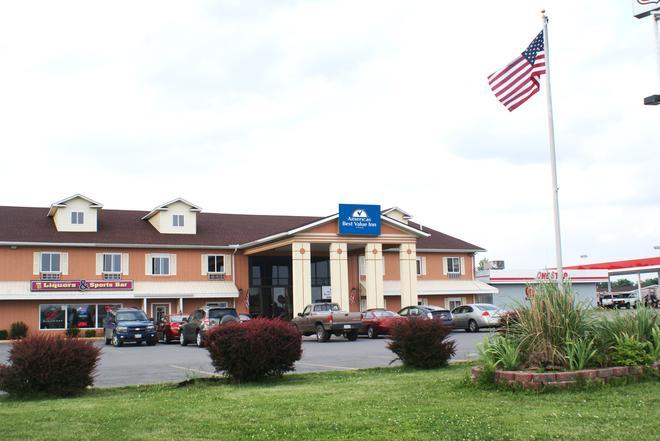 Americas Best Value Inn Marion, Il - Marion - Building