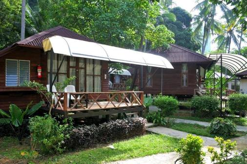 Anyavee Railay Resort - Krabi - Rakennus