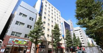 Hotel Hokke Club Sapporo - Sapporo - Edificio
