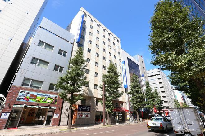 Hotel Hokke Club Sapporo - Sapporo - Gebäude
