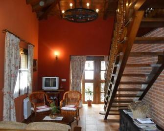 Apartamentos Rurales Los Villares - Colunga - Sala de estar