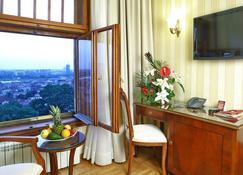 Hotel Moskva - Belgrado - Servicio de la habitación