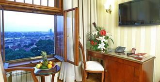 Hotel Moskva - Belgrado - Dotazioni in camera