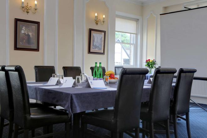Best Western Claydon Hotel - Ipswich - Ruokailuhuone