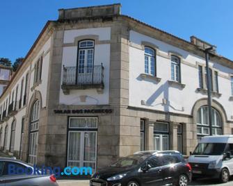 Hotel Solar Dos Pachecos - Lamego - Building