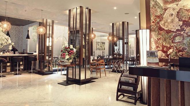 Sotis Hotel Jakarta - Νότια Τζακάρτα - Σαλόνι ξενοδοχείου
