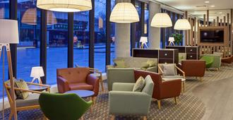 Hampton by Hilton London Waterloo - London - Lounge