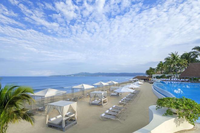 納亞里特河濱維拉斯大酒店 - 新巴亞爾塔 - 努埃沃爾塔 - 海灘