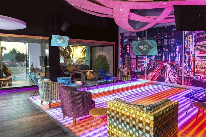 納亞里特河濱維拉斯大酒店 - 新巴亞爾塔 - 努埃沃爾塔 - 酒吧