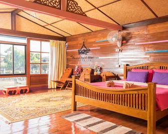 Kanecha's Home Lampang - Lampang - Bedroom