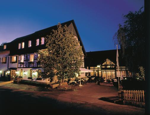 Landhotel Gasthof Willecke - Зундерн - Здание