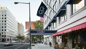 Club Quarters Hotel in Washington DC - Washington - Edificio