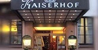 City Hotel Kaiserhof - Offenbach am Main - Κτίριο