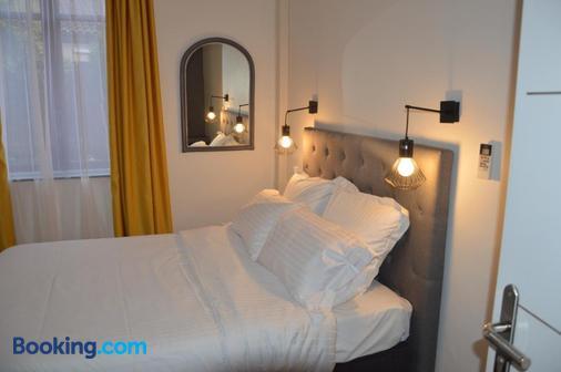 Hotel Castellamar - Sainte-Maxime - Bedroom
