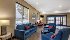 Comfort Suites West Dallas - Cockrell Hill - Dallas - Sala de estar