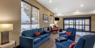 Comfort Suites West Dallas - Cockrell Hill - דאלאס - סלון