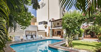 Hotel Casa del Balam - Mérida - Pool