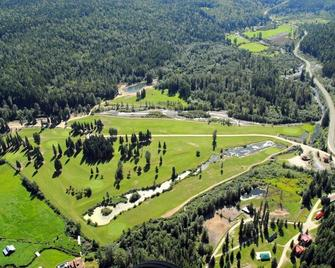Wells Gray Golf Resort And RV Park - Clearwater - Outdoors view