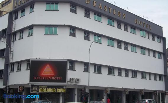 D Eastern Hotel AED 85 (A̶E̶D̶ ̶1̶2̶2̶)  Ipoh Hotel Deals