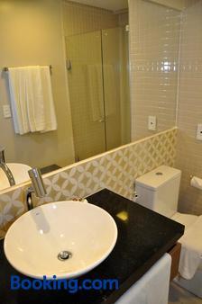 Maceió Mar Hotel - Maceió - Bathroom