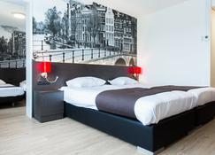 阿姆斯特丹堡壘酒店 - 德伊芬德雷赫特 - 阿姆斯特丹 - 臥室