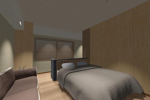 Hotel Felice Shinsaibashi By Relief - Osaka - Bedroom
