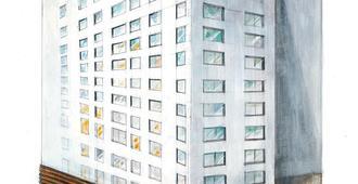 Hotel Hillarys Shinsaibashi - Osaka - Edificio