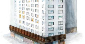 Hotel Felice Shinsaibashi By Relief - Osaka - Edificio