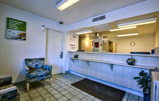 Motel 6 Valdosta University - Valdosta - Recepção