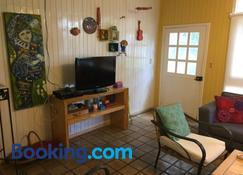 La casa de madera - Parras de la Fuente - Living room