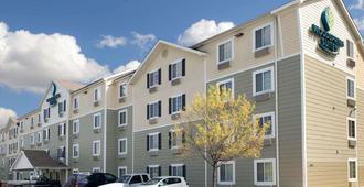 聖安東尼奧堡山姆伍德斯普林套房酒店 - 聖安東尼奥 - 聖安東尼奧 - 建築
