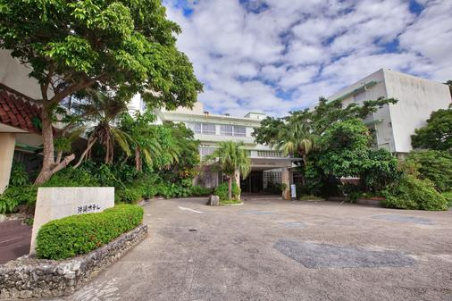 Okinawa Hotel - Naha - Näkymät ulkona