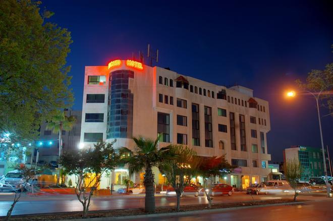 Amman Orchid Hotel - Αμμάν - Κτίριο