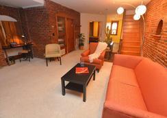 Ivy Mansion At Dupont Circle - Washington - Living room