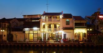 Wayfarer Guest House - Malaca - Edificio
