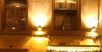 Hotel De Gantès - Aix-en-Provence - Bangunan
