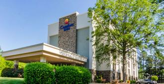 Comfort Inn Raleigh Midtown - Raleigh - Edificio